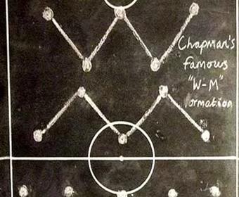 足球战术研究:WM阵型的发展与演变