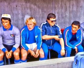 意大利疯狂的球员持枪年代